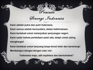 prasasti sinergi indonesia
